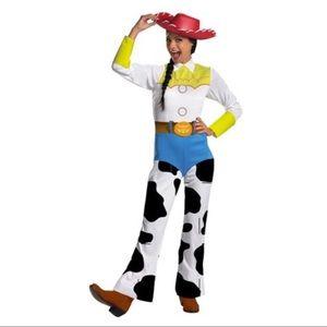Jessie Cowgirl Disney Toy Story Halloween Costume
